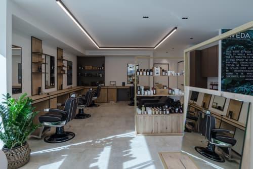 Interior Design by Thooft Pieter at Nelson Hair Team, Destelbergen - Nelson Hairteam