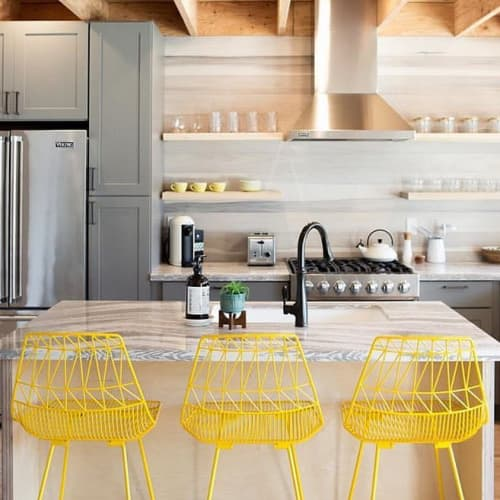 Lucy Counter Stool | Chairs by Bend Goods