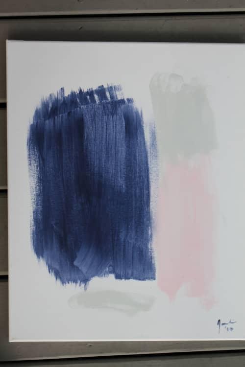 Happy Trio | Paintings by Jacqueline deMontravel