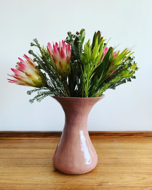 Vases & Vessels by Sera Holland seen at Private Residence, Cape Town - Pink Vase