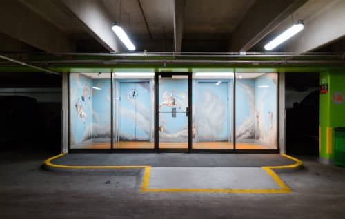 Art Curation by NINE dot ARTS at Curtis Denver - a DoubleTree by Hilton Hotel, Denver - Art Curation