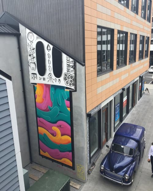 """""""On My Mind"""" Mural 