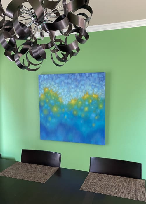 Focus on the Light   Paintings by Lelia Davis