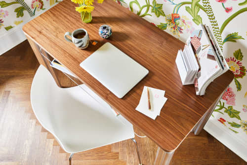 Walnut Table | Tables by Chassie Studio