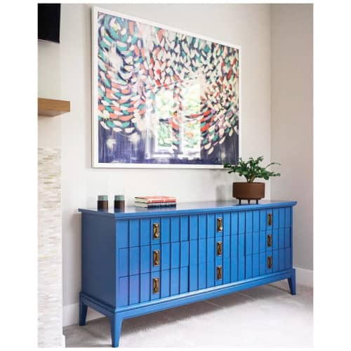 Furniture by Martha Leone Design seen at Private Residence, San Jose - Custom Cabinet