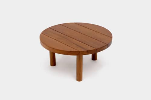 Tables by ARTLESS seen at 12130 Millennium Dr, Los Angeles - Honest Round Side Table