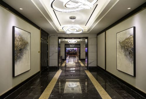 Hard Rock VIP Entry Commissions | Paintings by Sarah Raskey | Seminole Hard Rock Hotel & Casino Tampa in Tampa