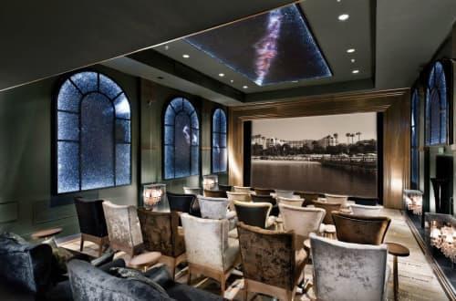 Majestic Cinema | Interior Design by ALGA by Paulo Antunes