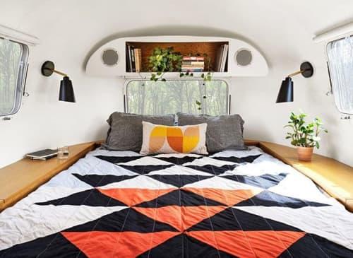 Antwerp Quilt   Linens & Bedding by Vacilando Studios