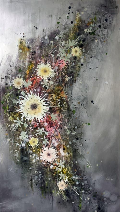 Fall Colors | Paintings by Cara Enteles Studio | Cara Enteles Studio in New York
