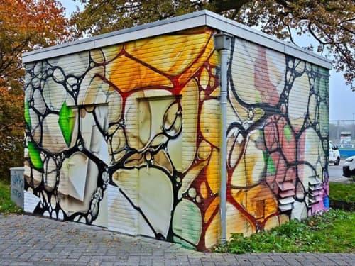 Murals by Artdrenaline - Artdrenaline