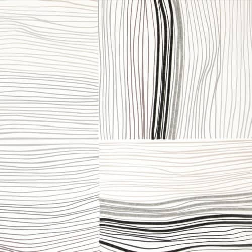 Wallpaper by Jill Malek Wallpaper - Nest   Dimensional Felt
