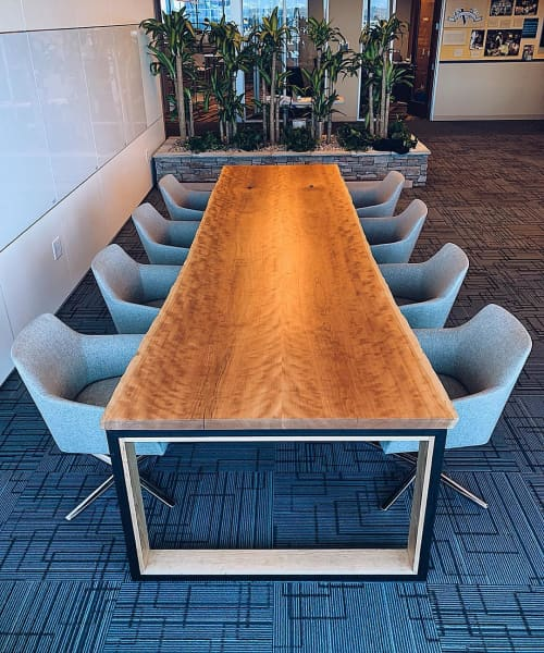 Tables by Art Builders Guild at DaVita Kidney Care, Denver - Conference Table