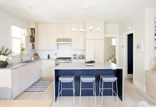 Furniture by Watt Wrks seen at Private Residence, Vancouver - Custom Cabinetry