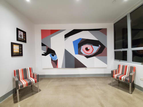 Wovenware   Murals by Spear Torres