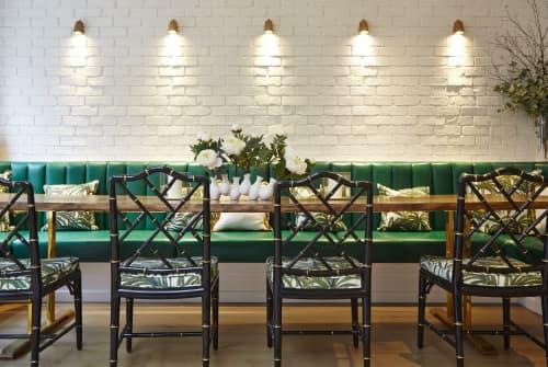 Interior Design by Barlow & Barlow Design Ltd. / Lucy Sear Barlow seen at Chelsea, London - Financial Interior