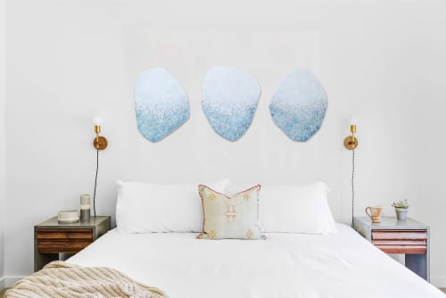 Wall Hangings by Chieko Shimizu Fujioka seen at Creator's Studio, Santa Clara - F O R M