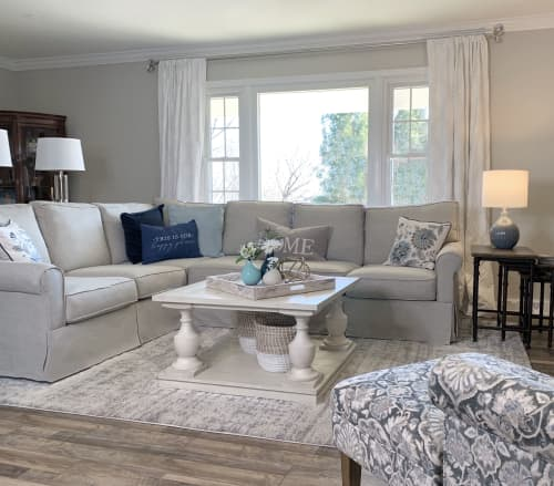 Interior Design by Jenna Nicole Interiors seen at Private Residence, Bel Air, Bel Air - Updated Home Design