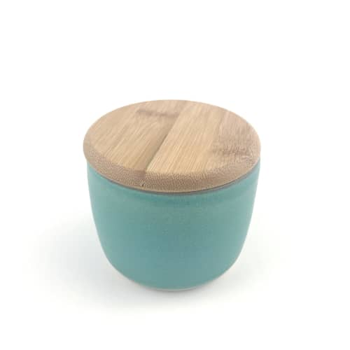 Sugar Canister   Tableware by Tina Fossella Pottery