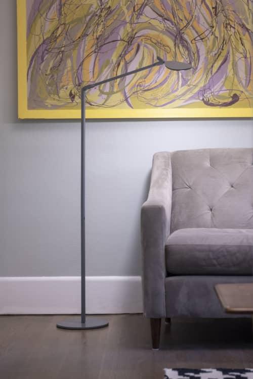 Splitty Floor Lamp | Lamps by Koncept