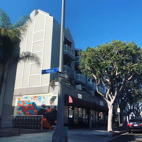 Clean cut   Murals by WHOSVLAD   Your Hair N More in Long Beach