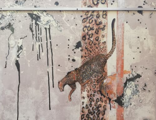 Original paintings   Paintings by Julian Phillips Mosaic