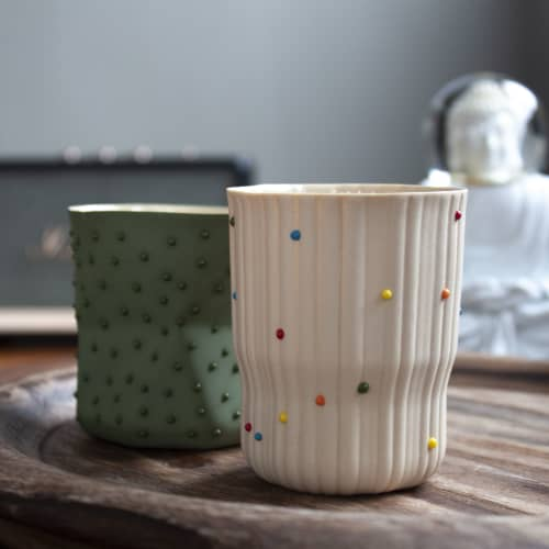 Gorki Cup | Cups by The Selsius Fine Porcelain Tableware