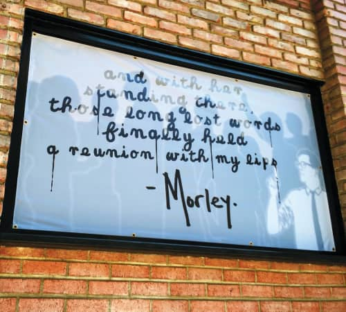 Art & Wall Decor by Morley at Preux & Proper, Los Angeles - Window Art