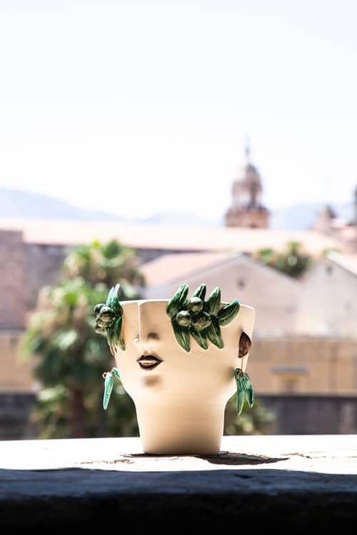 Licia Guccione Azienda agricola | Vases & Vessels by Patrizia Italiano | Masseria Floresta in San Cono