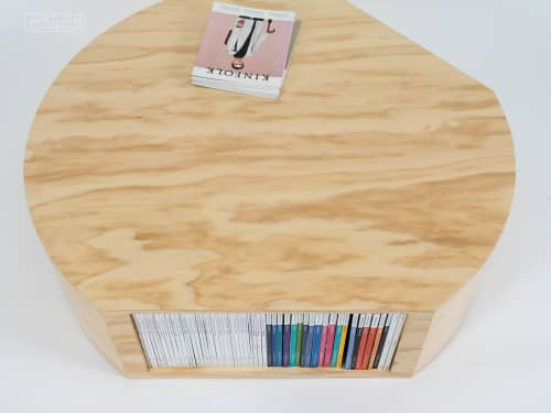 Turn Table   Tables by Cush Design Studio