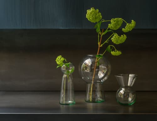 Totem Vases   Vases & Vessels by Mieke Cuppen   Urban Nature Culture in Amsterdam