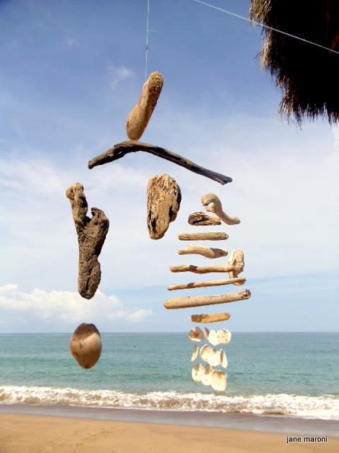 Solar (Air Sculpture) | Sculptures by Jane Maroni Organic Design