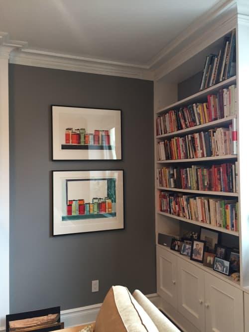 Art & Wall Decor by Peri Schwartz - Bottles & Jars