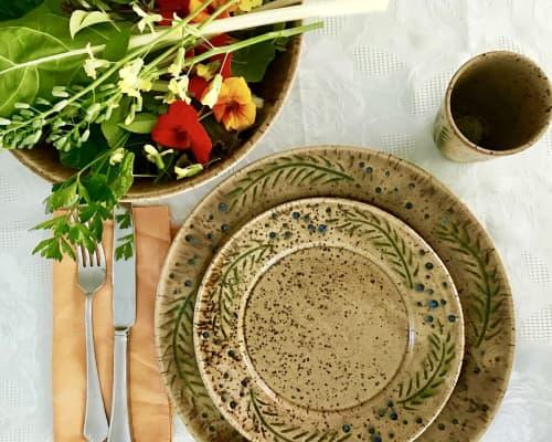 Rain & Grain Series   Tableware by Honey Bee Hill Ceramics   Gifts At 136 in Damariscotta