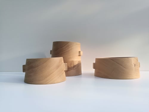 Tableware by woodappetit - Crooked Bowls