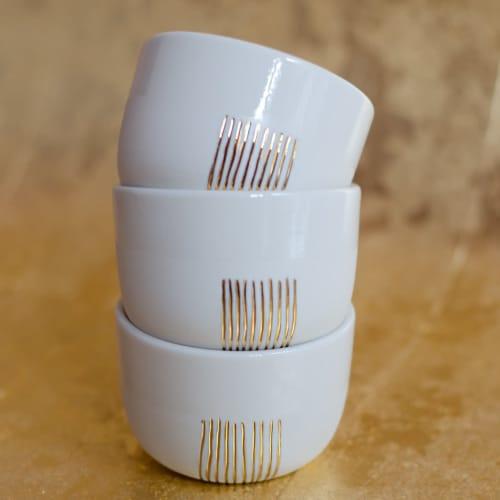 Krema Cappuccino Cup | Cups by Boya Porcelain