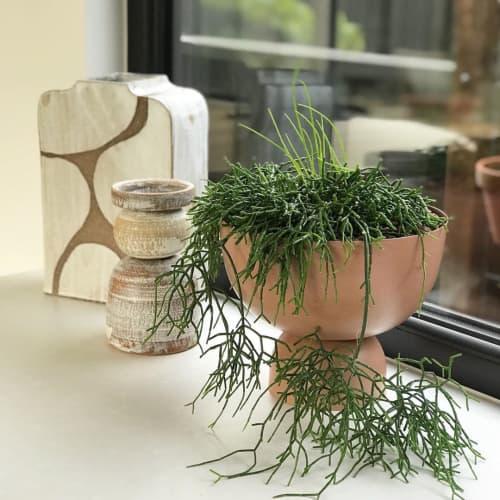 Ceramic vases and vessels | Vases & Vessels by Mel Lumb | Emma Sadie Thomson - Plant Stylist, Indoor Plants, Designer in Adelaide