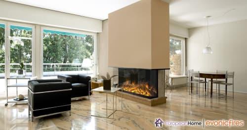 Interior Design by European Home - E1560 Electric Fireplace