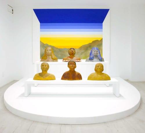 Transcendent Horizon | Paintings by THEODORE B. BOYER