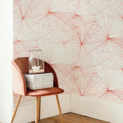 Wallpaper by Jill Malek Wallpaper - Voyageur | Candyland