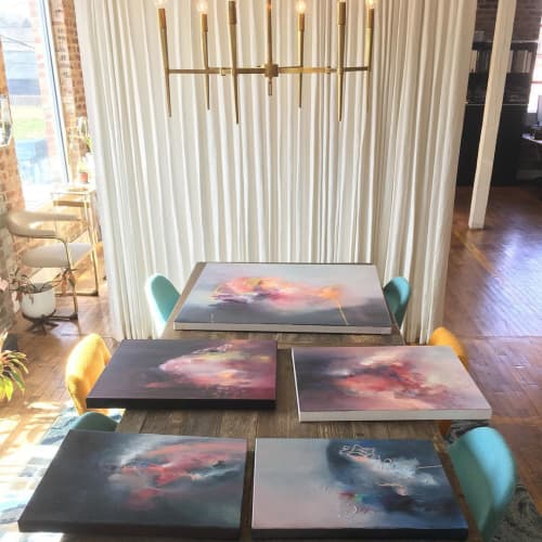 Paintings by Margaret Brown at Nashville, TN, Nashville - Patience