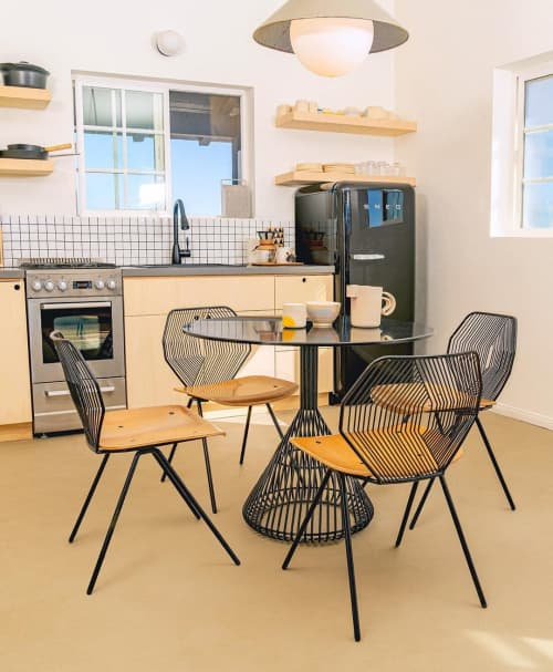 Wood & Wire Chair   Chairs by Bend Goods
