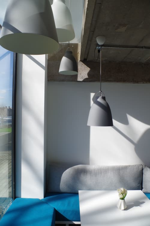 Pendants | Lighting Design by David Village Lighting | South Street Kitchen in Sheffield
