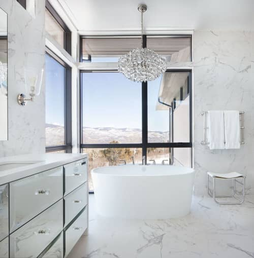 Chandeliers by Circa Lighting seen at Private Residence, Vail, Vail - Chandelier