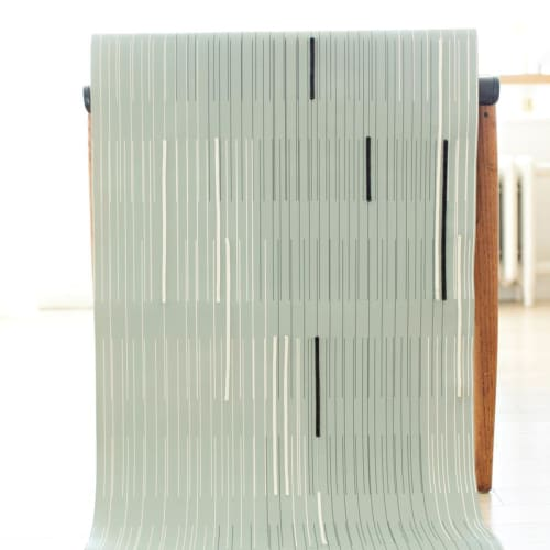 Wallpaper by Jill Malek Wallpaper - Washed | Dimensional Felt