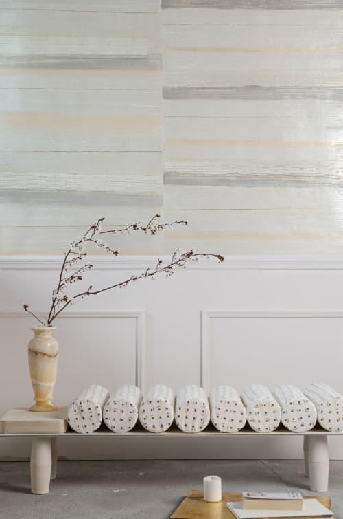 Sui Wallpaper, Aura Collection | Wallpaper by Vilenica Studio
