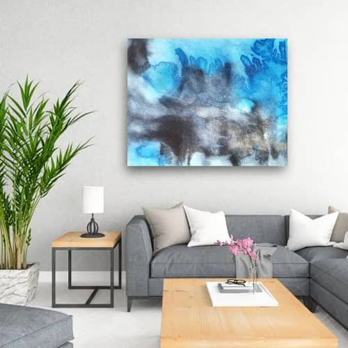 Paintings by Shelly Floyd - Abstract Painting