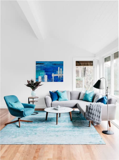 Couches & Sofas by King Living at Private Resiidence, Woolwich, Woolwich - Couches & Sofas