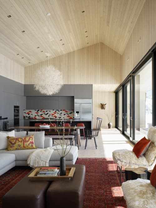 Chairs | Chairs by O&G Studio | Private Residence, Jackson in Jackson