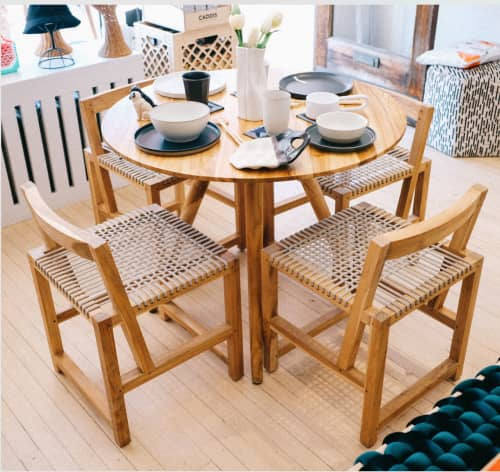 Kumiki Dining Chairs | Chairs by From the Source